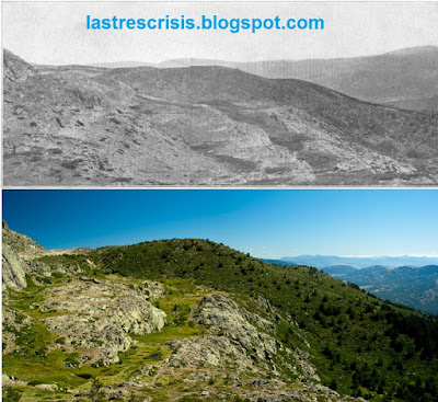 Antiguo glaciar de Pepe Hernando