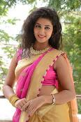 pavani new photos in saree-thumbnail-38