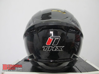 Review THX Helmet NF500 Helm Lokal Indonesia