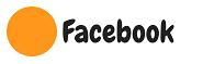 link para a página de facebook