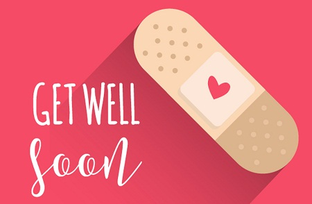 Get Well Soon Images for Husband