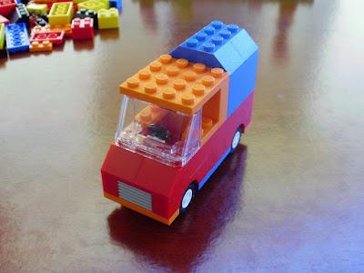 MOD Set LEGO 5932 Alternativo 3