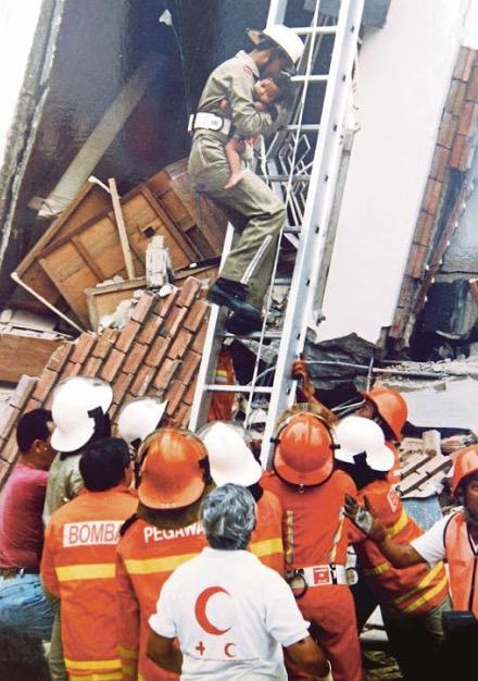 Pegawai Bomba yang Terlibat Dalan Operasi Menyelamat Tragedi Highland Tower 1993 Berharap Dapat Jumpa Nur Hamidah