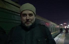 Пассажиры поезда Москва — Киев готовятся переходить границу