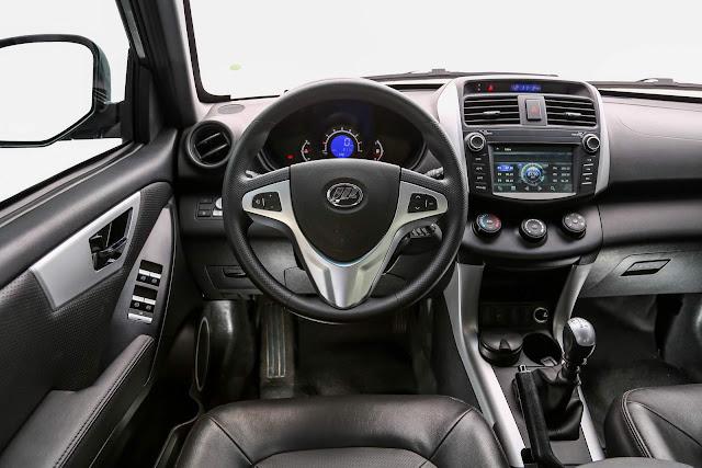 Lifan X60 2016 - interior
