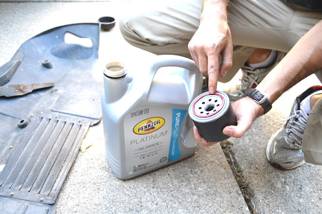 How To Do Your Own Oil Change The Nutritionist Reviews