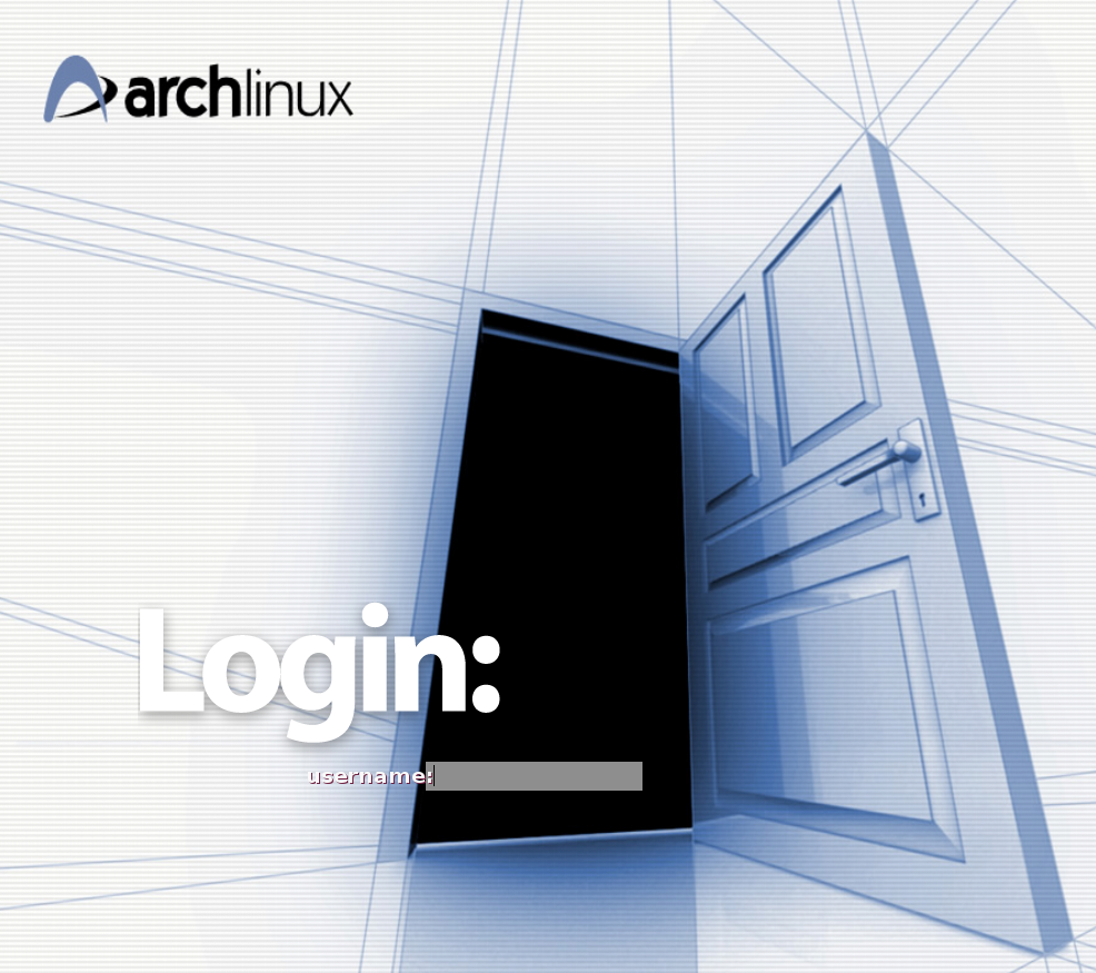 How to Install & Configure SLIM login manager on Archlinux