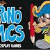 Torino Comics 2016 - Area Games [Reportage]