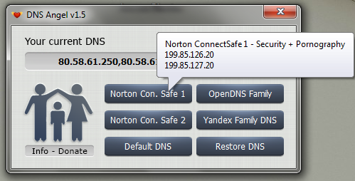 Protege a tus hijos en la red bloqueando las DNS inapropiadas