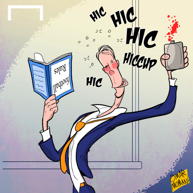 Van Basten cartoon