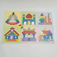 FS Puzzle Rumah Ibadah