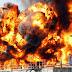Kilang Minyak Di Haifa, Israel Dilanda Kebakaran Besar (5 Foto)