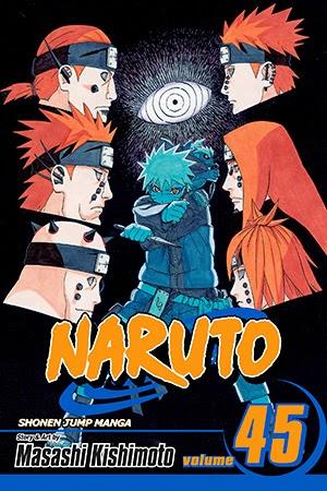 Naruto Tomo 45