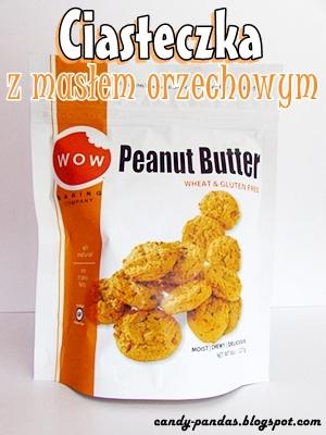 Ciastka z masłem orzechowym - WOW Baking