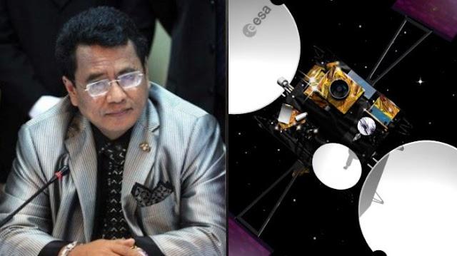 Indonesia Kalah dalam Kasus Satelit di Arbitrase Inggris, Hotman Paris Tawarkan Bantuan Gratis