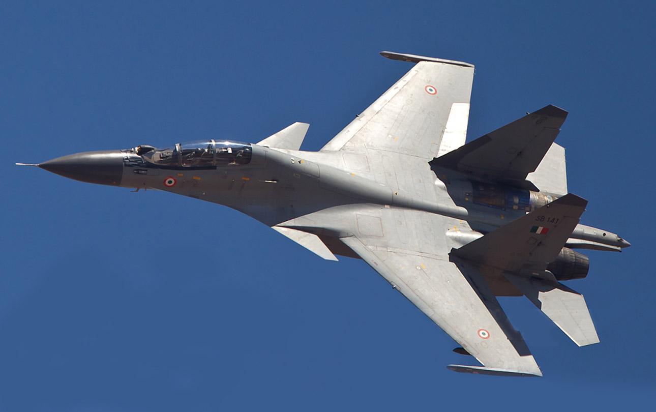 Jet Tempur Su-30 Angkatan Udara India Alami Masalah Mesin