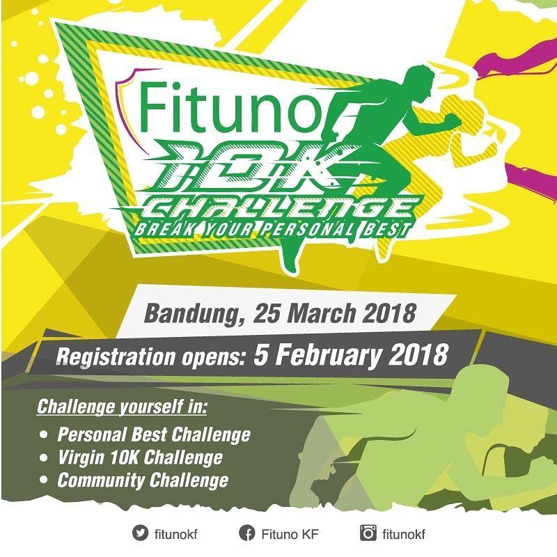 Fituno 10K Challenge • 2018