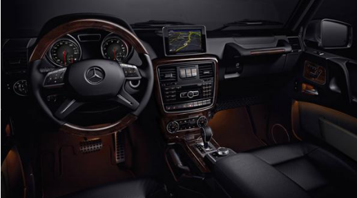 2018 Mercedes G Class Redesign And Powertrain Upgrade Blog Suv