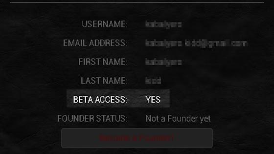 Linkrealms Beta Key Received