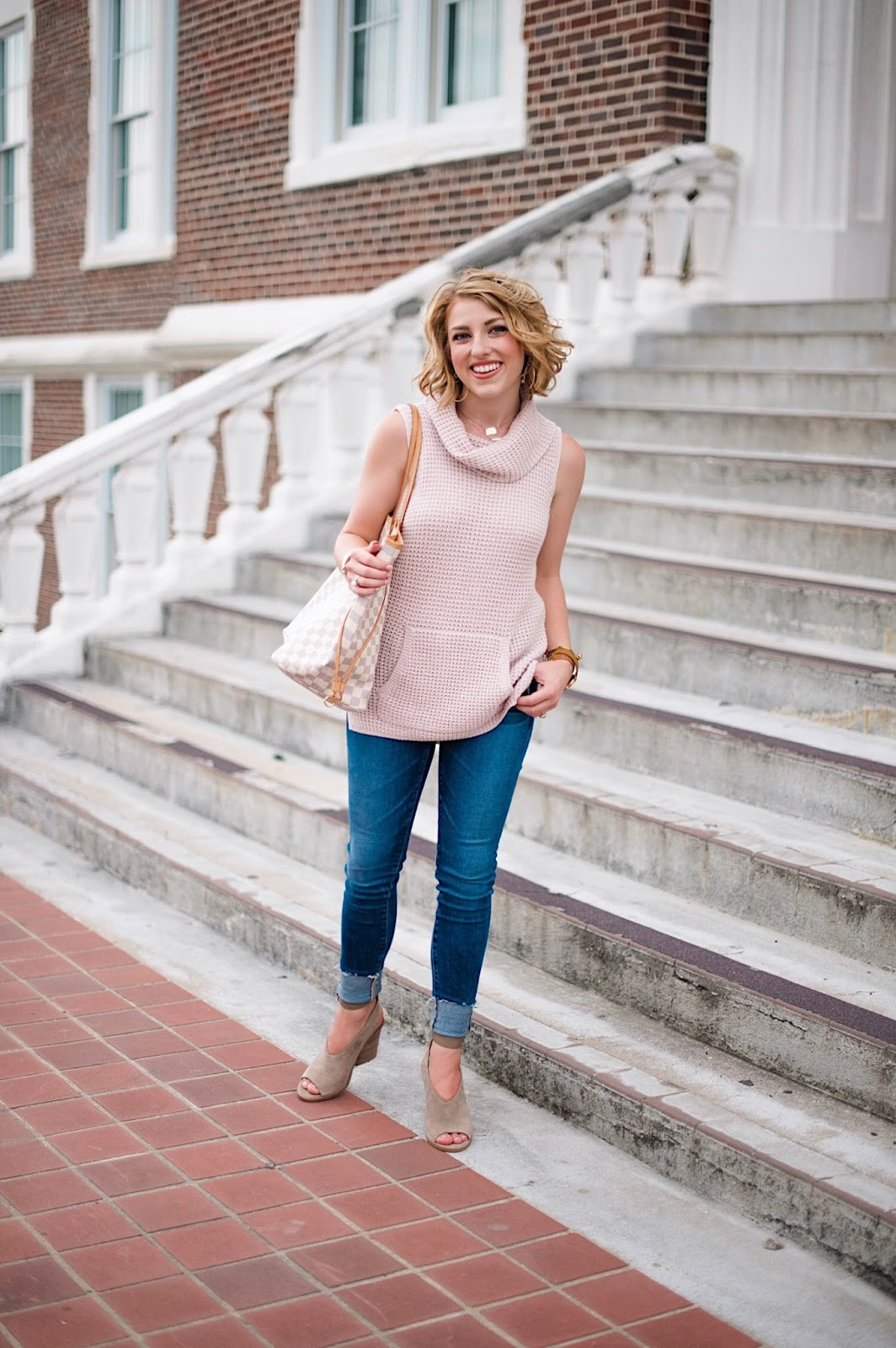 Transition Outfit Ideas - Click through to see more on Something Delightful Blog!