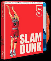 SLAM DUNK BOX 5