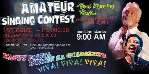 Amateur Singing Contest 23