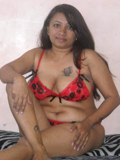 indian fat aunty
