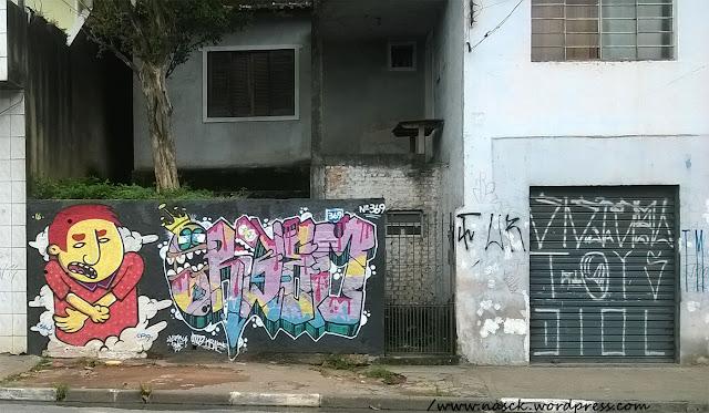 Grafite Zona Sul (Capão Redono/SP)
