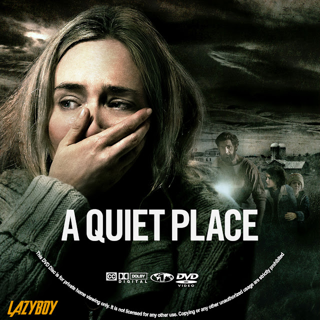 300 Full Movie >> A Quiet Place DVD Label - Cover Addict - DVD and Bluray Covers