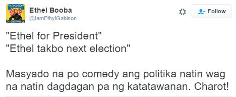 27 Tweets That Prove Ethel Booba Is A Twitter Genius