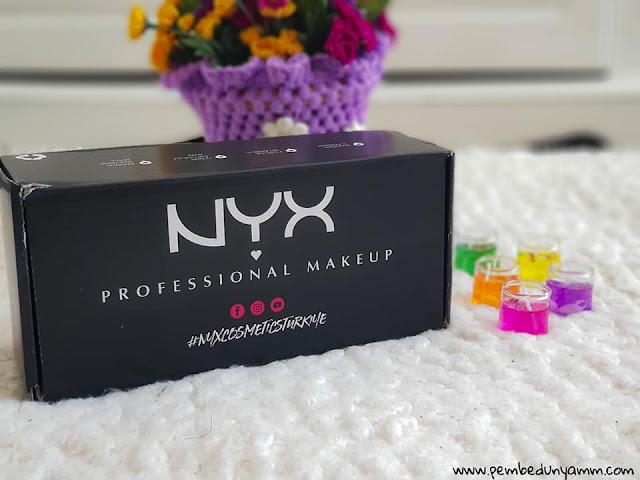nyx online alışveriş