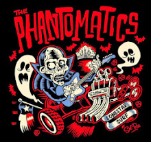 The Phantomatics • Surf from San Antonio (Texas)