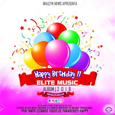 Happy Birthday - Elite Music (Álbum) Download Mp3