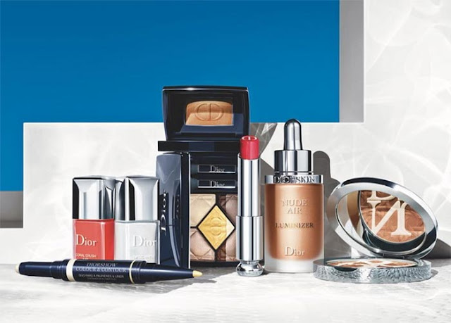 Dior Care and Dare Summer 2017 Makeup Collection
