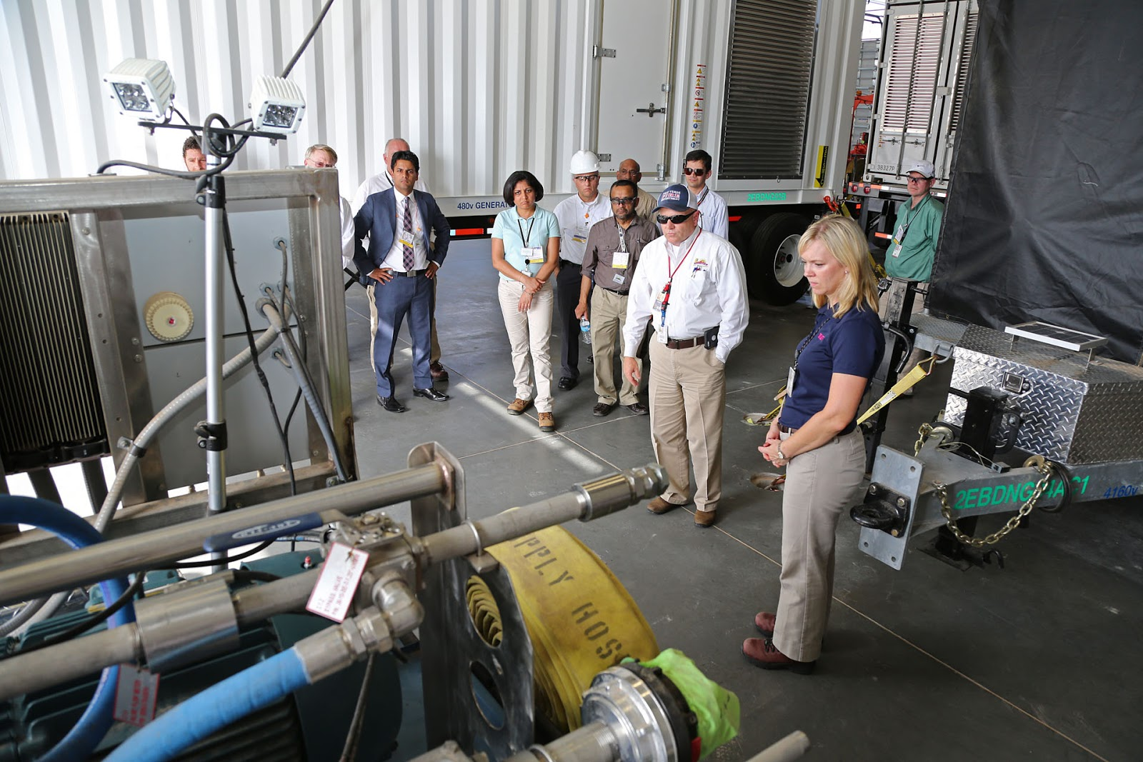 NRC and Palo Verde Focus on Making Nuclear Outages Safer with FLEX