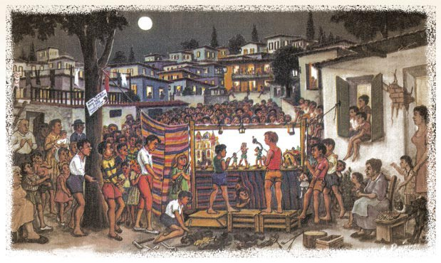 O οθωμανικός Karagöz, ο νεοελληνικός Καραγκιόζης και ο Πατρινός Μίμαρος (o εκ Κερτέζης Καλαβρύτων Δημήτριος Σαρδούνης)