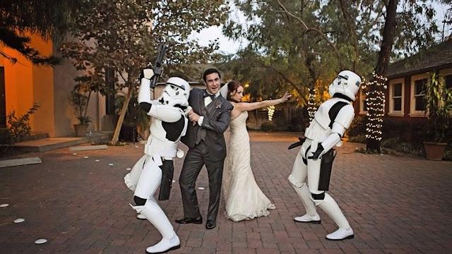 casamento nerd geek