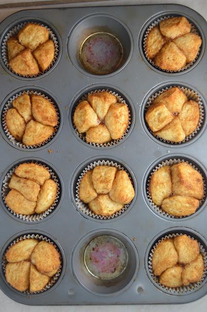 Easy Cinnamon Melts Muffins {McDonalds Copycat Recipe}