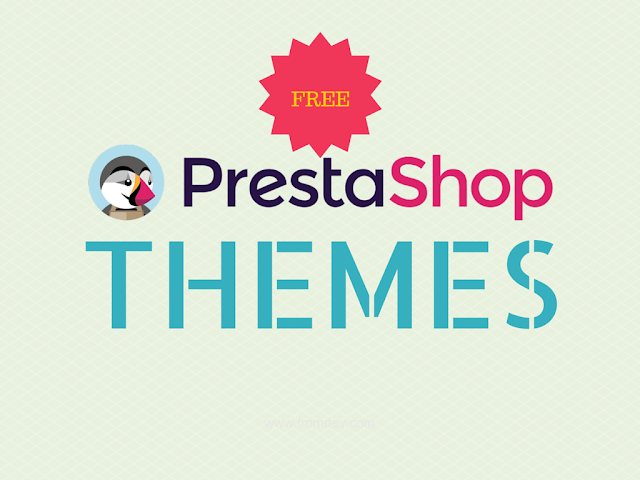 List of  Free PrestaShop Themes For e-Commerce Business