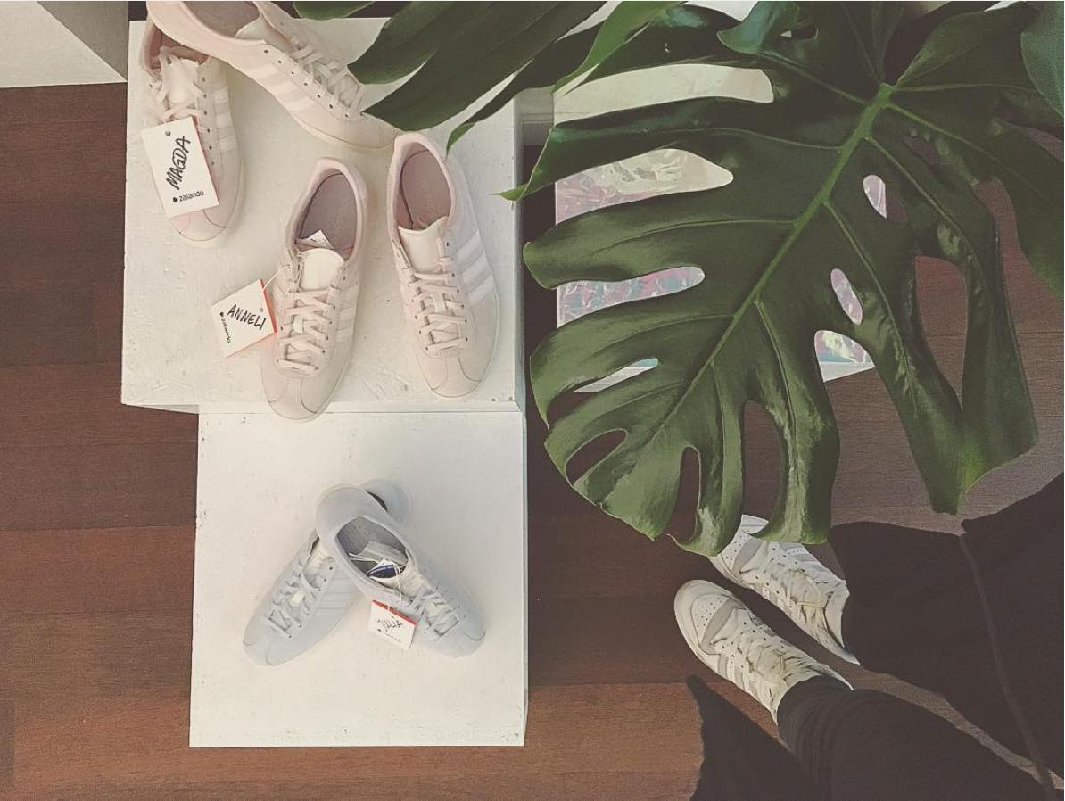 info pour a4fcd 9893a ☆SNEAKERQUEEN☆: adidas Gazelle Zalando exclusive