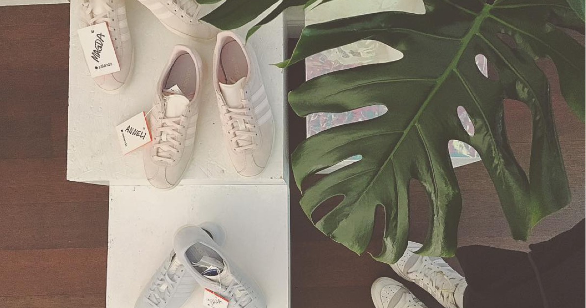 sneakerqueen adidas gazelle zalando exclusive. Black Bedroom Furniture Sets. Home Design Ideas