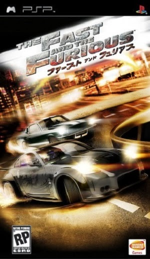 The Fast and the Furious PSP