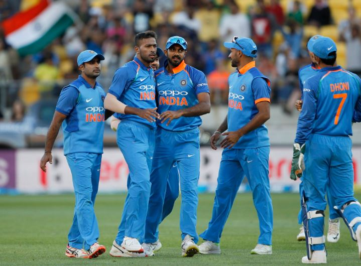 ind vs nz: india won series by 4-1 in newzealand