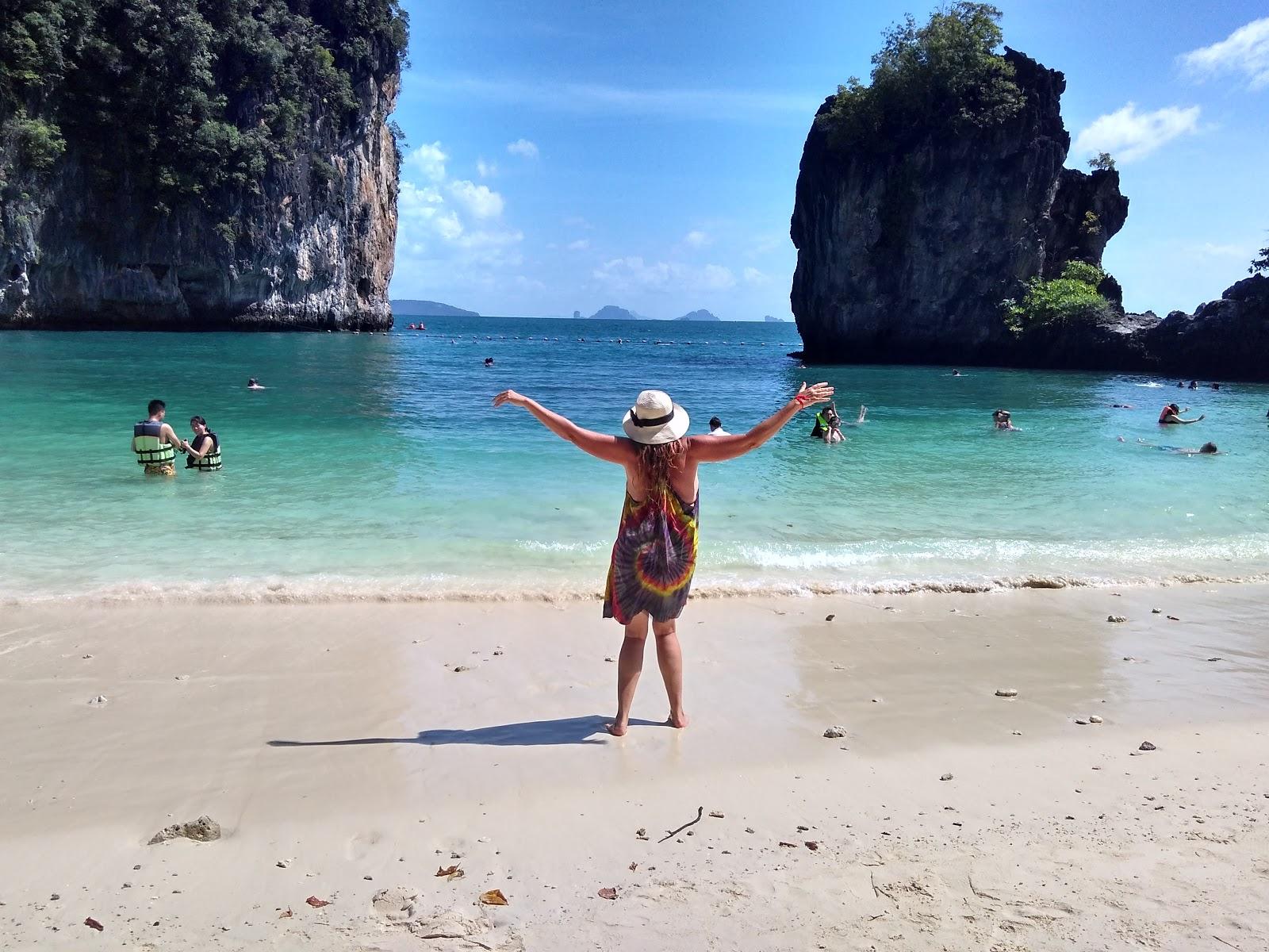 Hong Island, uma das praias mais lindas do sul da Tailândia