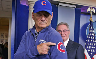 "William James ""Bill Murray"" to sing 'Take Me Out to the Ballgame' at World Series Game 3"