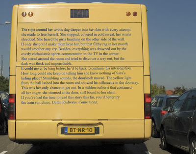 25 Creative and Clever Bus Advertisements - Part: 4 (30) 15