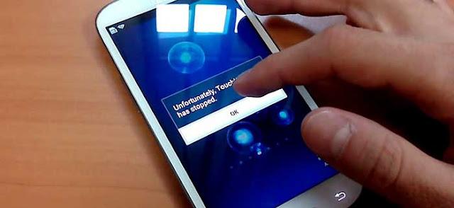 4 Cara Mengatasi Touchwiz Depan Terhenti di Android (Samsung)