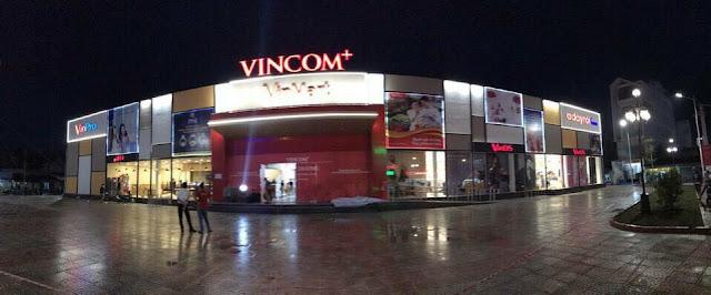 Trung tâm thương mại sẽ được tích hợp vào các dự án Vincity