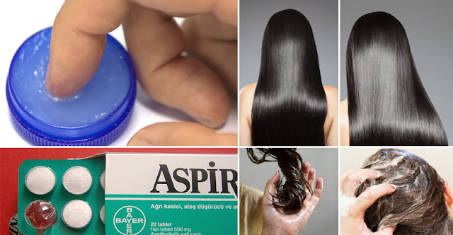 How To Use These 2 Ingredients And Make Hair Shiny, Straight, And Long