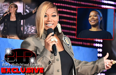 Queen Latifah Brings Up Racism At The VH1 Hip Hop Awards